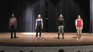 Seasons of Love - Rent - West Feliciana High School Cast - April 9, 2009