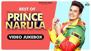 Best of Prince Narula (Video Jukebox) | Hello Hello | Fall | Zero Figure Tera | Burnout