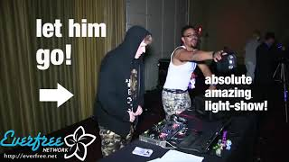 Gambar cover best epic funny dj fail ever, funny dj intro, a weapon - must see!