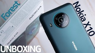 Nokia X10 - Unboxing and Features Explored!