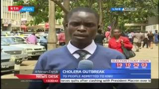 Jacaranda and San Valencia hotels shutdown due to fears of a cholera outbreak