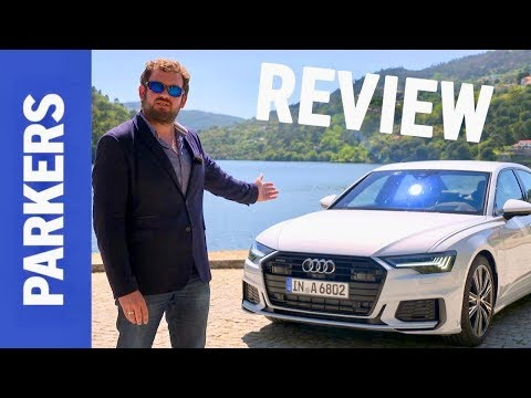 Audi A6 Saloon Review Video