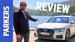 Audi A6 (C8) 2018 - dabar
