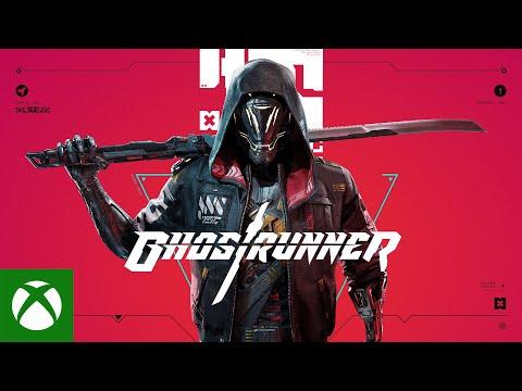 Видео № 1 из игры Ghostrunner (Asian) [PS4]