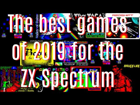 The best games of 2019 for the ZX Spectrum