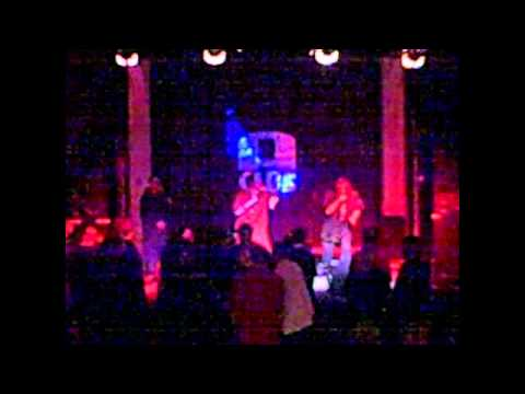 RobbDoggz performance @ the a-club.avi