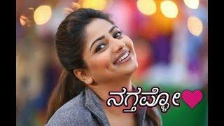 Ayy Ayy Ayyo Nagtavlo💘Cute Love Song || Kannada WhatsApp status video song