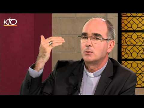 Mgr Laurent Percerou - Diocèse de Moulins