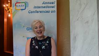 Prof. Jean Rankin at WNC Conference 2016 by GSTF