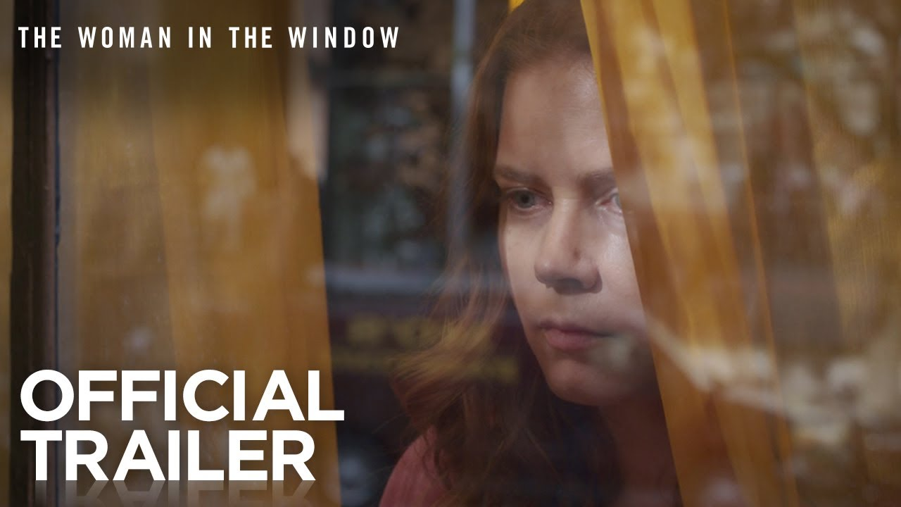 The Woman in the Window Official Trailer