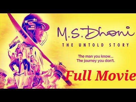Download M.S. Dhoni (HD) Movie Hindi   Sushant Singh & Disha Patni HD Mp4 3GP Video and MP3