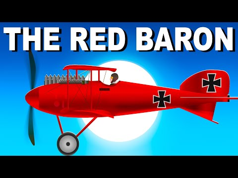 History Lesson: The Red Baron, a Famous WWI Pilot