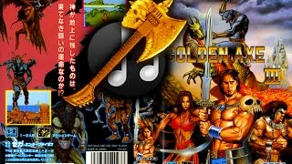 Golden Axe 3 - The Vast Field - (Metal Cover) by Alex Malishev with all characters gameplay!