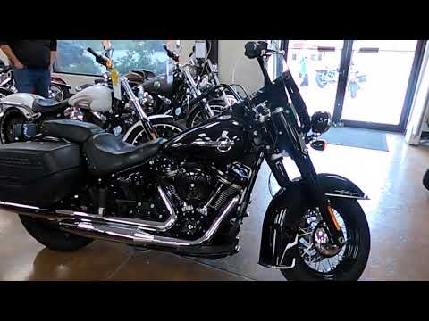 2019 Harley-Davidson Heritage Softail Classic 107