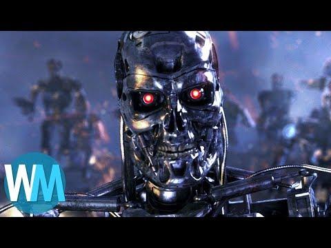 Top 10 Robot Uprising Movies