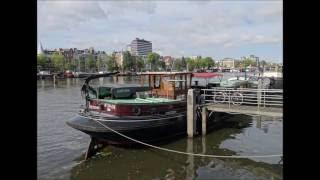 Stef Ekkel - We hebben een woonboot, hij ligt aan de Amstel