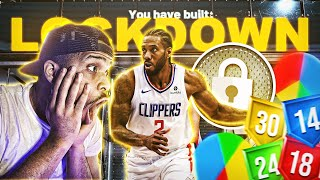 NBA 2K21 Secret Kawhi Lockdown Build Nobody Knows! New Best Overpowered Lock Build NBA 2K21