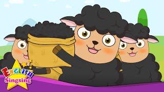 Baa Baa Black Sheep - Nursery Rhymes