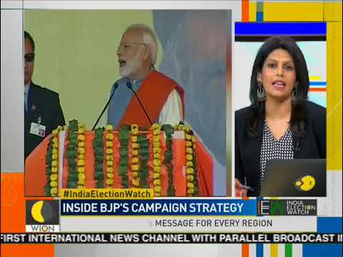 IEW: How the BJP has molded its narrative