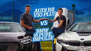 Audi R8 V10 Plus Vs Bmw I8 Free Online Videos Best Movies Tv Shows