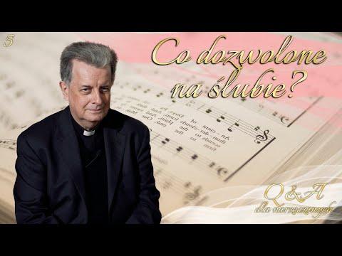 ZARĘCZYNY I CO DALEJ? - Q&A DLA NARZECZONYCH |Muzyka kościelna, czyli co dozwolone na ślubie? [#5]