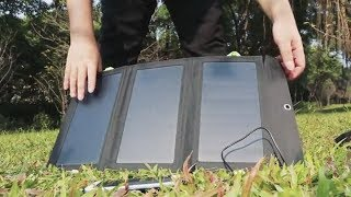 ALLPOWERS 21W Solar Charger