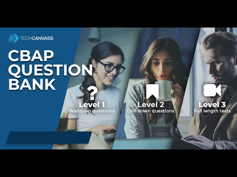 CBAP Question Bank | CBAP Exam Simulator Overview ... - YouTube