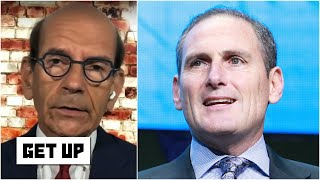There is an 'extreme nervousness' around college football about this season - Paul Finebaum | Get Up
