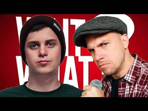 WAIT WHAT?! Feat. EpicLloyd and Watsky!