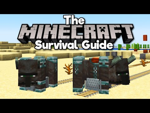 How To Farm Crops Using Ravagers! ▫ The Minecraft Survival Guide (Tutorial Let's Play) [Part 236]