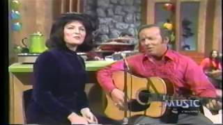 Charlie Louvin and Melba Montgomery - Something To Brag About