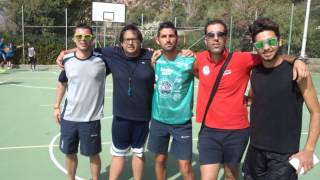 Camp Miniarbitri Sicilia 2014