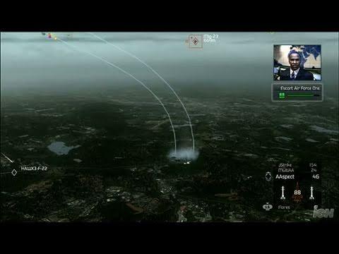 Видео № 1 из игры Tom Clancy's HAWX (Б/У) [X360]