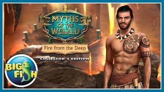 Myths of the World: Fire from the Deep Collector's Edition video