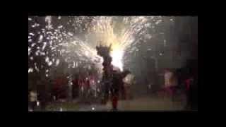 preview picture of video 'Festa Major d'Hivern a Parets 2014'