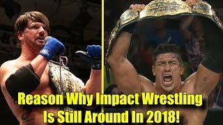 Real Reasons Why TNA/Impact Wrestling Has Avoided GOING OUT OF BUSINESS!