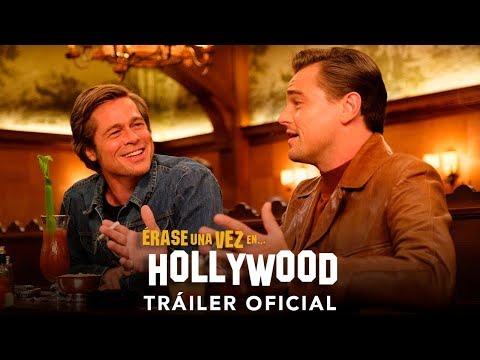 Trailer Érase una vez en… Hollywood