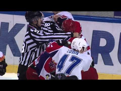 Alexei Bondarev vs. Nikolai Stasenko