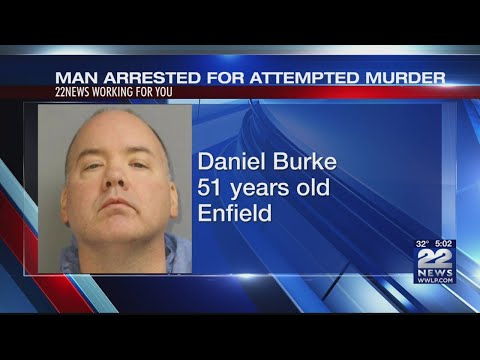 Enfield woman in hospital after husband allegedly tried to kill her