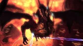 Final Coil of Bahamut Turn 12 Entry Cutscene Final Fantasy MMORPG