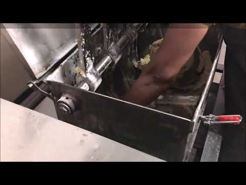 20 Kg Flour Kneading Machine