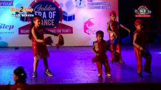 Chakke Men Chakka | Chahe Koi Mujhe Junglee Kahe | Kids Dance Performance By Step2Step Dance Studio