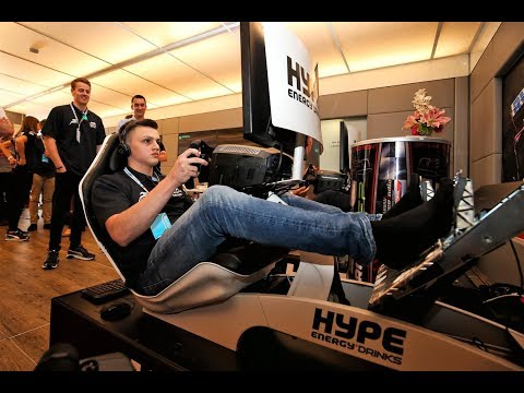 Hype Energy eForce India: British Grand Prix experience