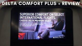 DELTA COMFORT PLUS + QUICK REVIEW