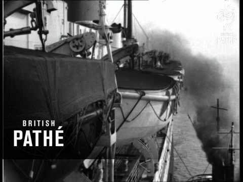Germany's New Atlantic Liner Aka Germanys New Atlantic Liner (1930)