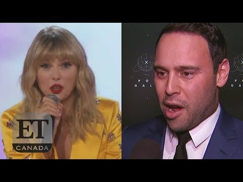 Scooter Braun Reacts To Taylor Swift's 'Lover'