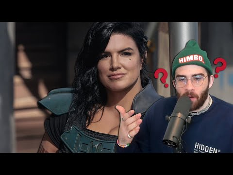 Should Gina Carano have been fired?