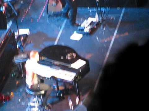 View of Gary Barlow at Royal Albert Hall from seat block Q