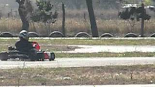 preview picture of video 'Kart Somex Aguatero en Charata'