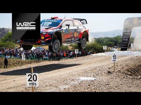 WRC - Rally Guanajuato México 2019: REVIEW Clip / Highlights